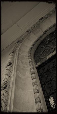 Sepia Architecture IV