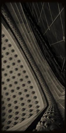 Sepia Architecture V