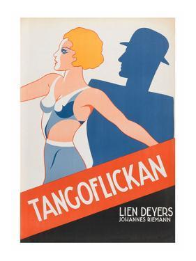"""Tango Movies """"Tangoflickan"""""""