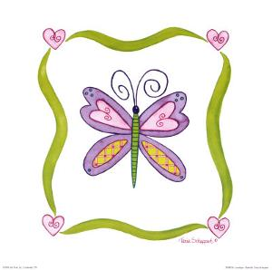 Lovebugs, Butterfly by Tania Schuppert
