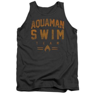 Tank Top: Aquaman- Swim Team
