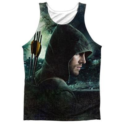 Tank Top: Arrow- Hero
