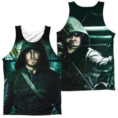 Tank Top: Arrow- Two Sides (Front/Back)