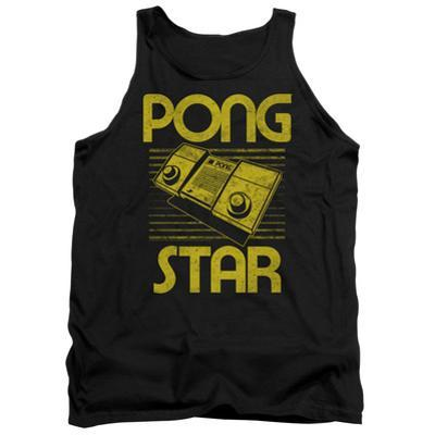 Tank Top: Atari: Pong- Distressed Star