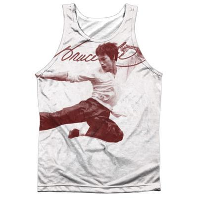 Tank Top: Bruce Lee- Expectations (Black Back)