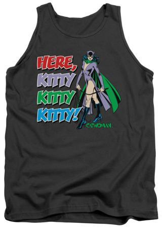 Tank Top: Catwoman - Here Kitty
