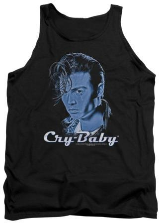 Tank Top: Cry Baby - King Cry Baby