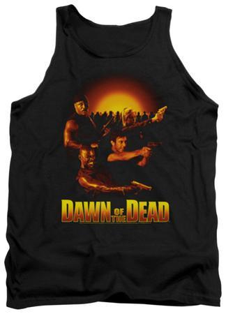 Tank Top: Dawn Of The Dead - Dawn Collage