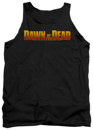 Tank Top: Dawn Of The Dead - Dawn Logo