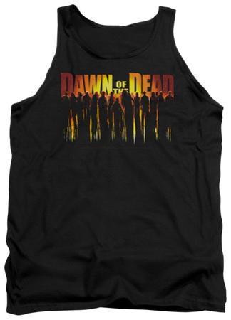 Tank Top: Dawn Of The Dead - Walking Dead