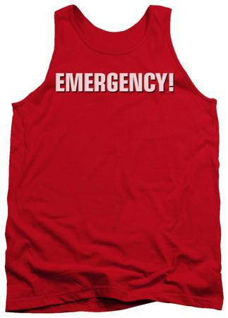 Tank Top: Emergency - Logo
