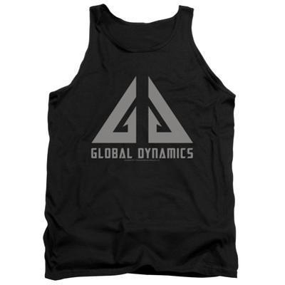 Tank Top: Eureka - Global Dynamics Logo