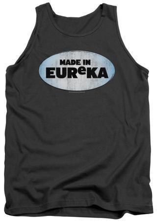 Tank Top: Eureka - Made In Eureka