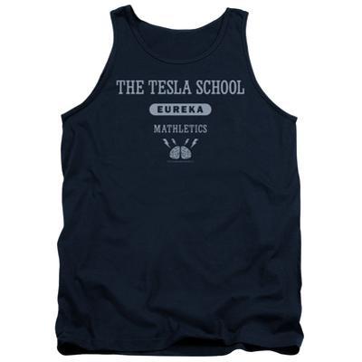 Tank Top: Eureka - Tesla School