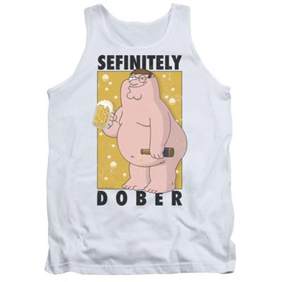 Tank Top: Family Guy- Sefinitely Dober