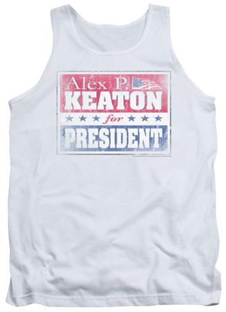 Tank Top: Family Ties - Alex For President