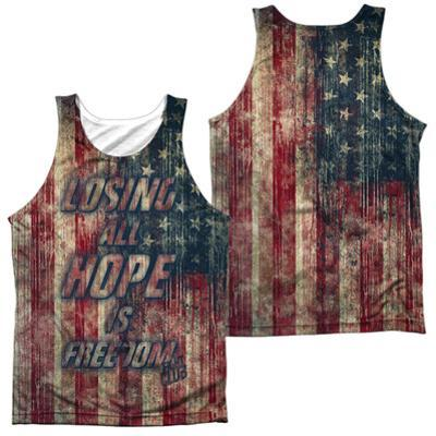 Tank Top: Fight Club- Losing Hope (Front/Back)