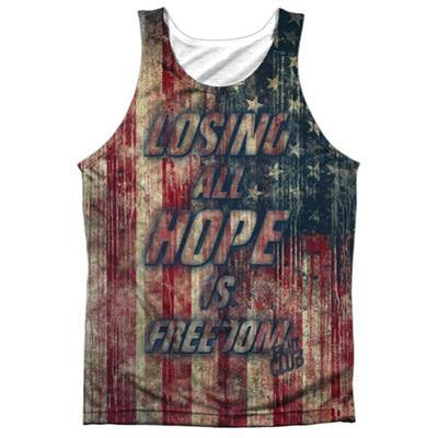 Tank Top: Fight Club- Losing Hope