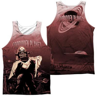 Tank Top: Forbidden Planet- Poster