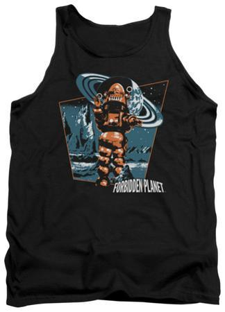 Tank Top: Forbidden Planet - Robby Walks