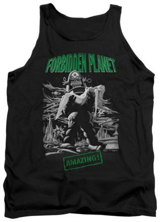 Tank Top: Forbidden Planet - Robot Poster