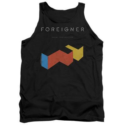 Tank Top: Foreigner- Agent Provocateur