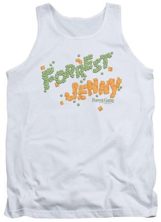 Tank Top: Forrest Gump - Peas And Carrots