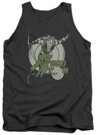 Tank Top: Green Arrow - Right On Target
