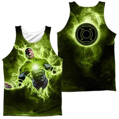Tank Top: Green Lantern- Inner Strength (Front/Back)