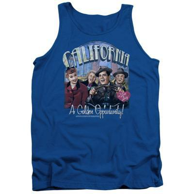Tank Top: I Love Lucy- Golden Opportunity