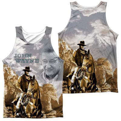 Tank Top: John Wayne- Ride Em Cowboy (Front/Back)