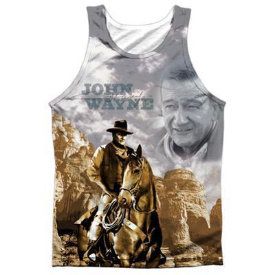 Tank Top: John Wayne- Ride Em Cowboy