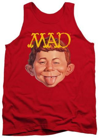 Tank Top: Mad Magazine - Absolutely Mad