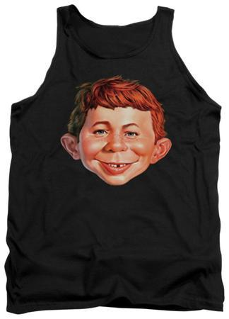 Tank Top: Mad Magazine - Alfred Head