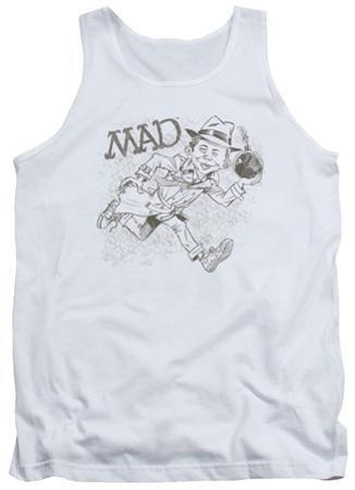 Tank Top: Mad Magazine - Sketch