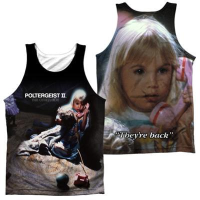 Tank Top: Poltergeist II - Poster (Front/Back)