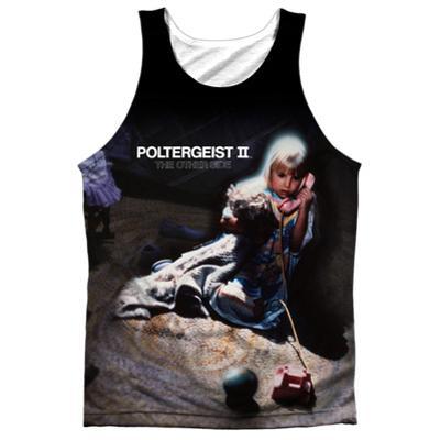 Tank Top: Poltergeist II- Poster