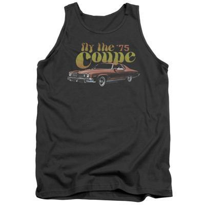 Tank Top: Pontiac- Fly The Coupe '75
