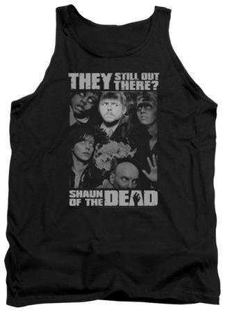 Tank Top: Shaun Of The Dead - Still Out There