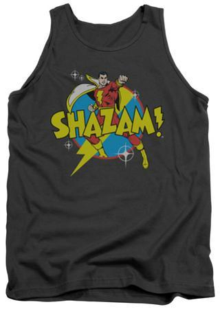 Tank Top: Shazam! - Power Bolt