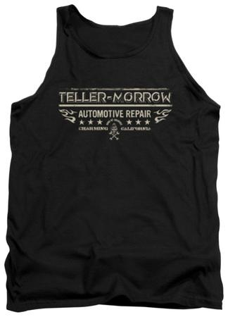 Tank Top: Sons Of Anarchy - Teller Morrow