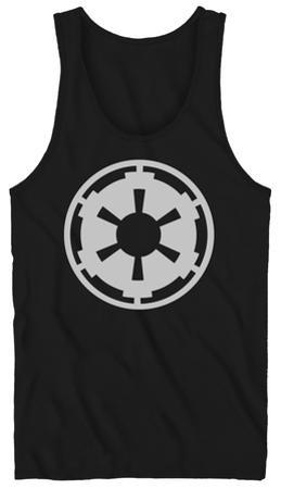 Tank Top: Star Wars - Empire Logo