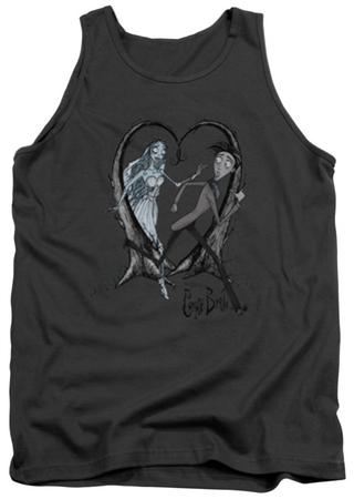 Tank Top: The Corpse Bride - Runaway Groom