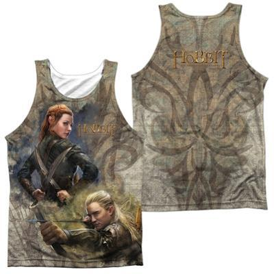 Tank Top: The Hobbit: The Desolation Of Smaug- Elves