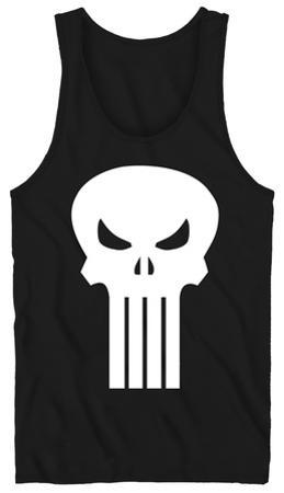 Tank Top: The Punisher - Plain Jane
