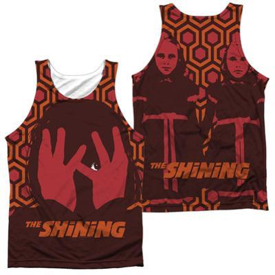 Tank Top: The Shining- Afraid To Look (Front/Back)
