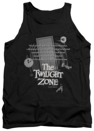 Tank Top: The Twilight Zone - Monologue