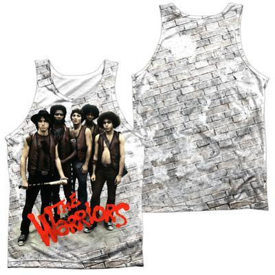 Tank Top: The Warriors- Pose (Front/Back)