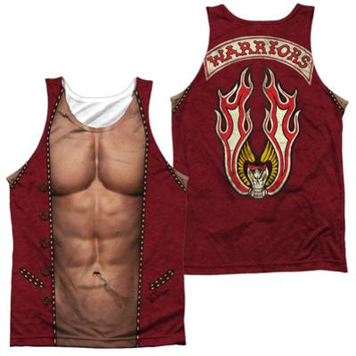 Tank Top: The Warriors- Vest