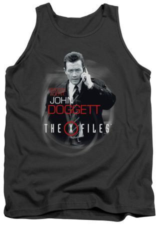 Tank Top: The X Files - Doggett
